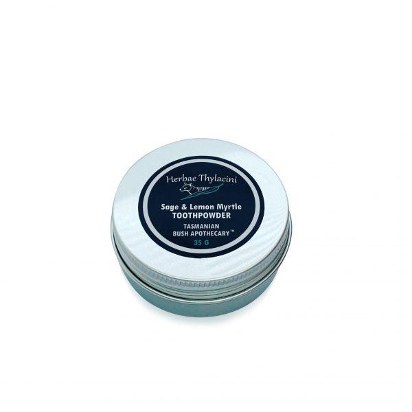 Sage & Lemon Myrtle Toothpowder