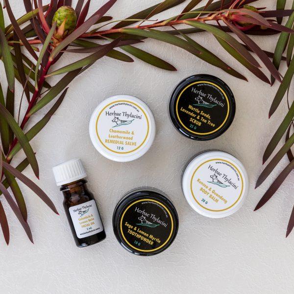 Natural herbal remedies in sample sizes