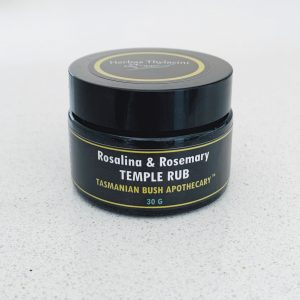 Rosalina & Rosemary Temple Rub