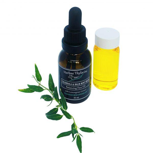Calendula & Balm Mint Bush Balancing Face Oil