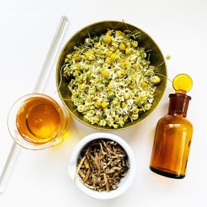 Custom made herbal skincare
