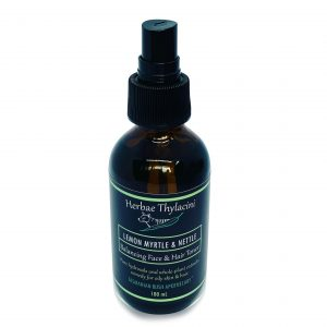 Lemon Myrtle & Nettle Face + Hair Toner